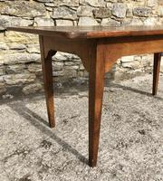 Antique French Walnut Farmhouse Table (9 of 23)