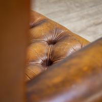 Wingback Leather Armchair (8 of 12)