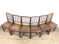 Set of Six 19th Century Welsh Oak Farmhouse Chairs (12 of 14)