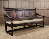 Late 17th / Early 18th Century Settle (2 of 10)