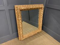 Late 19th Century Carved Gilt Wall Mirror