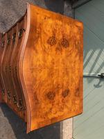 Antique Burr Walnut Chest Drawers (2 of 11)