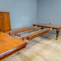 Victorian Winding Dining Table (10 of 18)