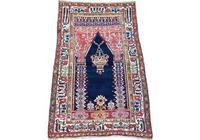 Antique Caucasian Shirvan Rug (2 of 9)