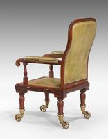 19th Century Mahogany Framed Carrying Chair (7 of 10)