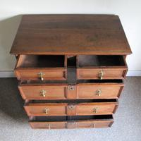 Oak Chest of Drawers c.1700 (6 of 8)