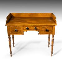 William IV Period Side or Serving Table in the Manner of Gillows (3 of 5)