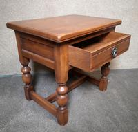Light Oak Coffee / Side Table (4 of 8)