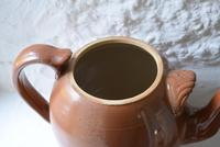 Large Late 19th Century Stoneware Teapot (8 of 9)