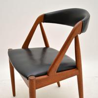 Danish Teak Side / Dining / Desk Chair by Kai Kristiansen (4 of 20)