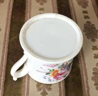 Early 19th Century Small Coalport Floral Tankard (6 of 6)