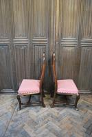 Pair of Queen Anne Period Child's Chairs (5 of 6)