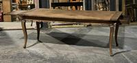 French Oak Farmhouse Kitchen Dining Table (6 of 18)