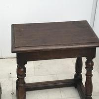 Pair of Oak Coffin Stools Circa Late 17th Century (9 of 24)