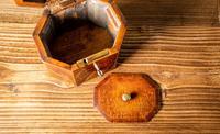 Collectors Octagonal Georgian Tea Caddy (8 of 9)