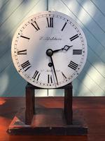 Antique Fusee Clock Movement