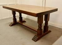 Country Oak Refectory Table (4 of 7)