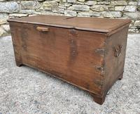 Large Antique Anglo Indian Trunk (14 of 26)