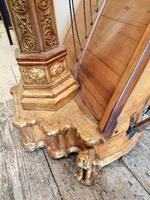 Beautiful Erard Gothic Concert Maple & Gilded Harp (5 of 11)