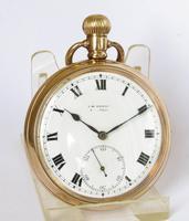 1930s Swiss Pocket Watch by Thommen (2 of 4)