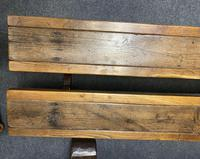 Rustic Oak Farmhouse Table & Bench Set (2 of 29)