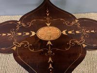 Edwardian Inlaid Mahogany Tray Top Etagere (8 of 19)