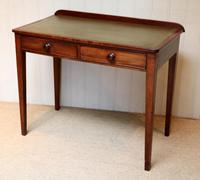 Late 19th Century Mahogany Writing Desk c 1890 (6 of 10)