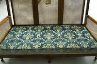 Vintage Bergere Cane Sofa (9 of 9)