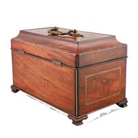 18th Century Chippendale Tea Caddy (7 of 8)