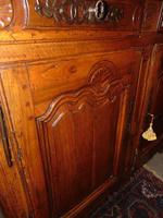 French provincial Louis XIV cherrywood buffet (3 of 12)