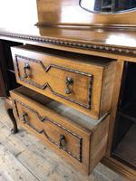 Early 20th Century Antique Oak Sideboard (5 of 13)