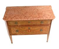 Swedish Chest of Drawers Antique Neo Classical Commode (7 of 11)