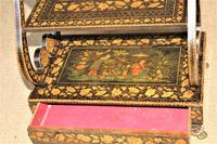 A fine Regency pen work table book stand in the Chinoiserie Style (8 of 8)