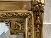 Large French Gilt Wall Mirror (11 of 15)