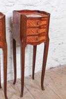 Very Pretty Pair of French Little Bedsides (6 of 8)