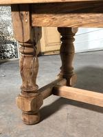 French large oak farmhouse dining table (6 of 38)