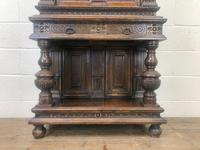 19th Century Oak Cupboard on Stand (3 of 10)