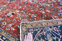 Antique Heriz Carpet 349x265cm (6 of 10)