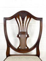 Set of Four 20th Century Mahogany Dining Chairs (4 of 10)