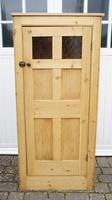 Early 20th Century Pine Hall Cupboard (2 of 17)