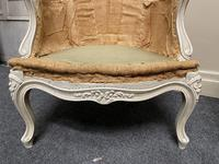 Pair of French Bergere Chairs Original Finish (3 of 14)