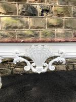 Decorative Marble Top Console Table (7 of 8)