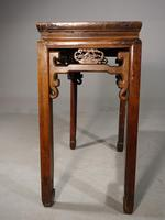 Early 20th Century Oriental Half-Table (4 of 5)