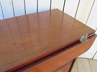 Antique French Drapers Chest of Drawers (6 of 13)