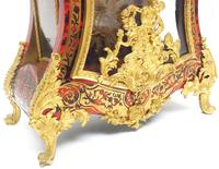 Wow! Phenomenal French Boulle Mantel Clock Rare 8-day Striking Bracket Clock Superb Condition (9 of 22)