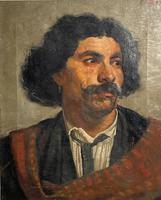 English Oil Portrait of Male (2 of 5)