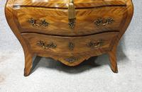 Very Pretty French Commode Chest of Drawers (6 of 8)