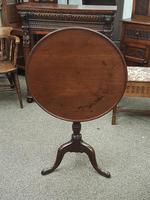Antique Georgian Tripod Table (3 of 6)