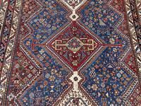 Antique Qashqai Rug (4 of 14)