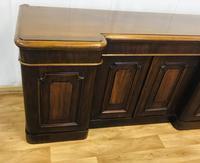 Victorian Mahogany Sideboard (4 of 11)